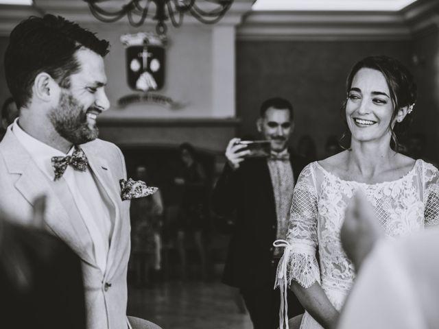 Le mariage de Julien et Anne à Roquefort-les-Pins, Alpes-Maritimes 17