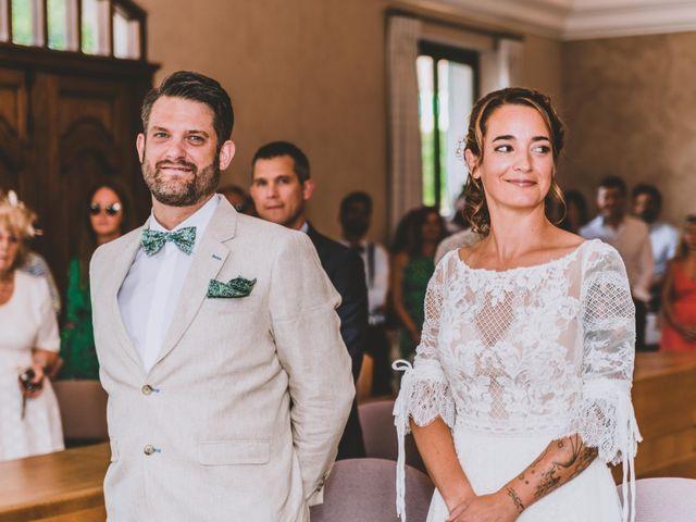 Le mariage de Julien et Anne à Roquefort-les-Pins, Alpes-Maritimes 18