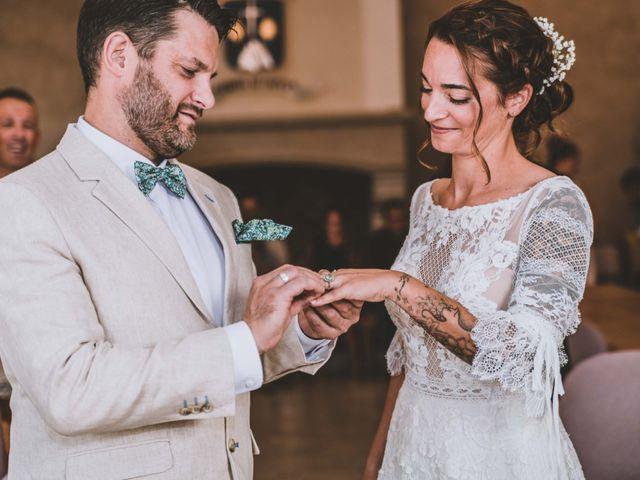 Le mariage de Julien et Anne à Roquefort-les-Pins, Alpes-Maritimes 19