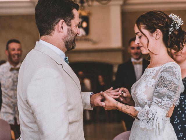 Le mariage de Julien et Anne à Roquefort-les-Pins, Alpes-Maritimes 21