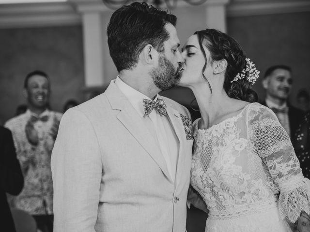 Le mariage de Julien et Anne à Roquefort-les-Pins, Alpes-Maritimes 23