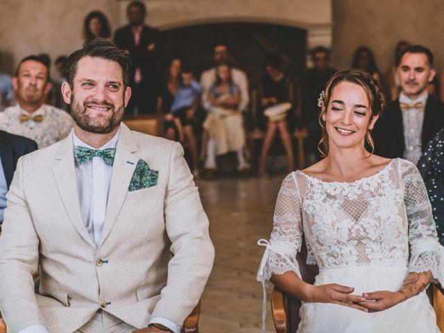 Le mariage de Julien et Anne à Roquefort-les-Pins, Alpes-Maritimes 24