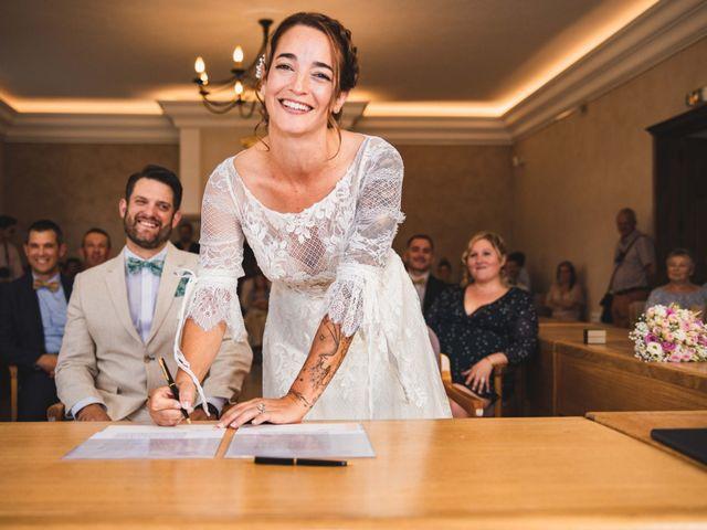 Le mariage de Julien et Anne à Roquefort-les-Pins, Alpes-Maritimes 25