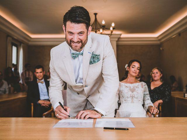 Le mariage de Julien et Anne à Roquefort-les-Pins, Alpes-Maritimes 26