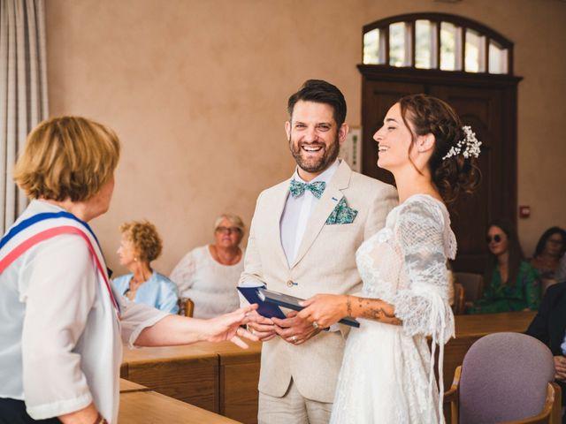 Le mariage de Julien et Anne à Roquefort-les-Pins, Alpes-Maritimes 28