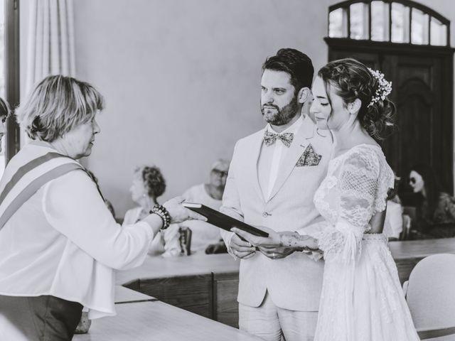 Le mariage de Julien et Anne à Roquefort-les-Pins, Alpes-Maritimes 29