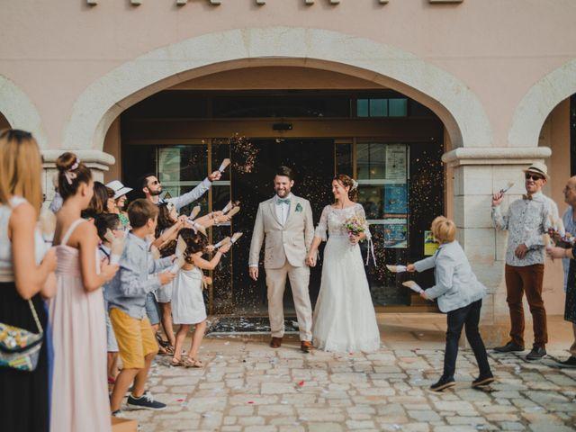 Le mariage de Julien et Anne à Roquefort-les-Pins, Alpes-Maritimes 31