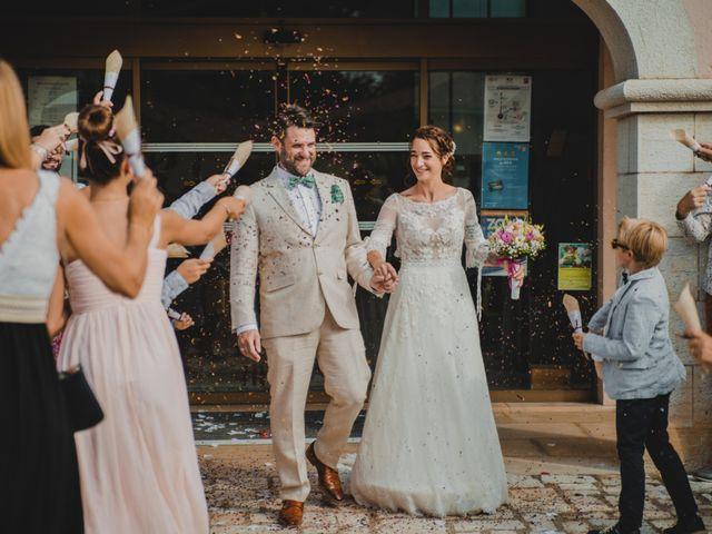 Le mariage de Julien et Anne à Roquefort-les-Pins, Alpes-Maritimes 32