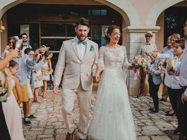 Le mariage de Julien et Anne à Roquefort-les-Pins, Alpes-Maritimes 33