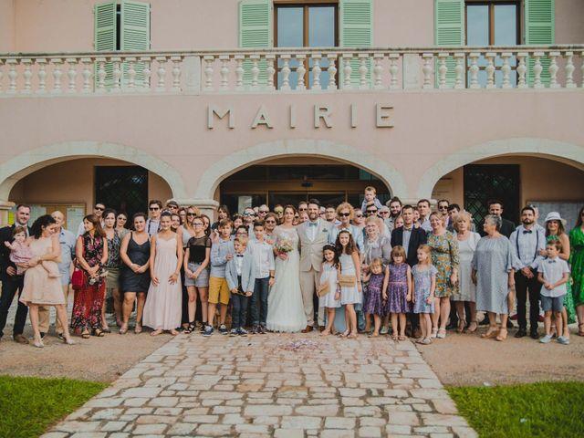 Le mariage de Julien et Anne à Roquefort-les-Pins, Alpes-Maritimes 36