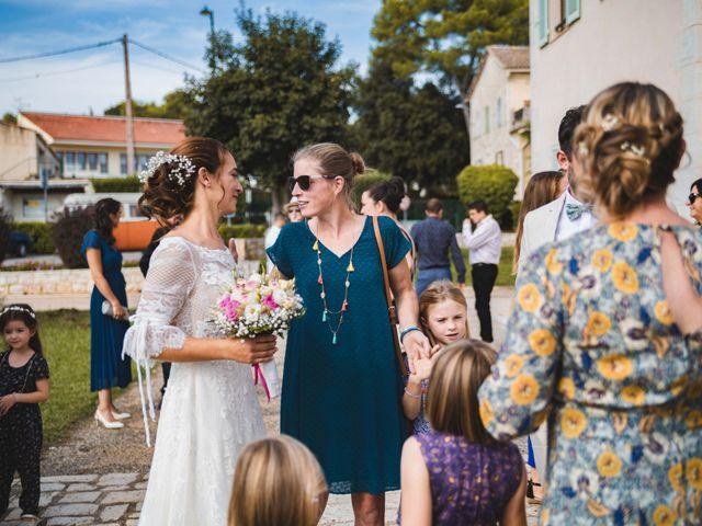 Le mariage de Julien et Anne à Roquefort-les-Pins, Alpes-Maritimes 43