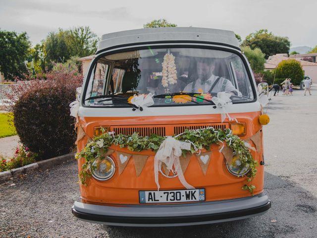Le mariage de Julien et Anne à Roquefort-les-Pins, Alpes-Maritimes 49