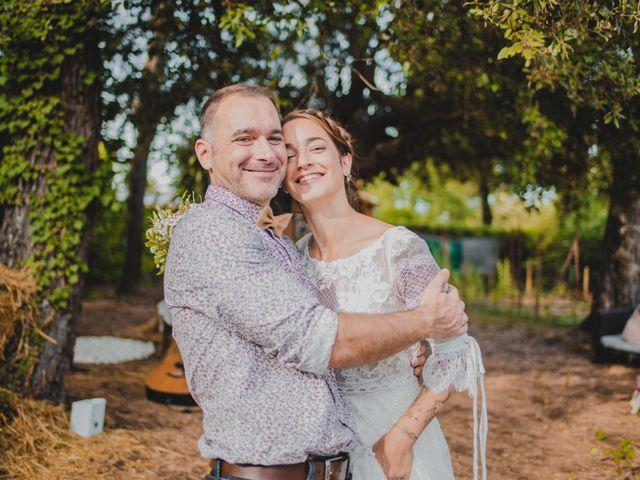 Le mariage de Julien et Anne à Roquefort-les-Pins, Alpes-Maritimes 73