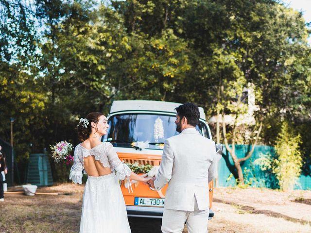 Le mariage de Julien et Anne à Roquefort-les-Pins, Alpes-Maritimes 74