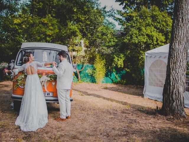 Le mariage de Julien et Anne à Roquefort-les-Pins, Alpes-Maritimes 75