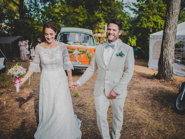 Le mariage de Julien et Anne à Roquefort-les-Pins, Alpes-Maritimes 76