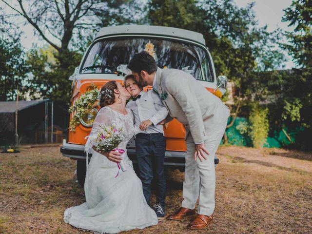Le mariage de Julien et Anne à Roquefort-les-Pins, Alpes-Maritimes 82