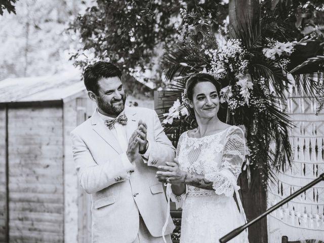 Le mariage de Julien et Anne à Roquefort-les-Pins, Alpes-Maritimes 99