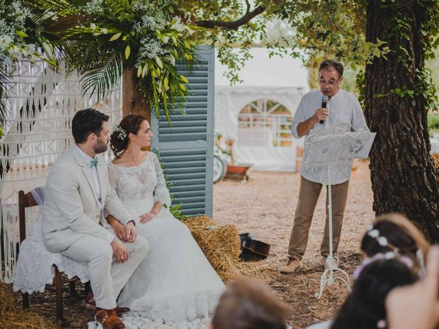 Le mariage de Julien et Anne à Roquefort-les-Pins, Alpes-Maritimes 105
