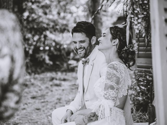 Le mariage de Julien et Anne à Roquefort-les-Pins, Alpes-Maritimes 106
