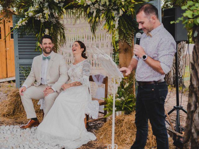Le mariage de Julien et Anne à Roquefort-les-Pins, Alpes-Maritimes 123