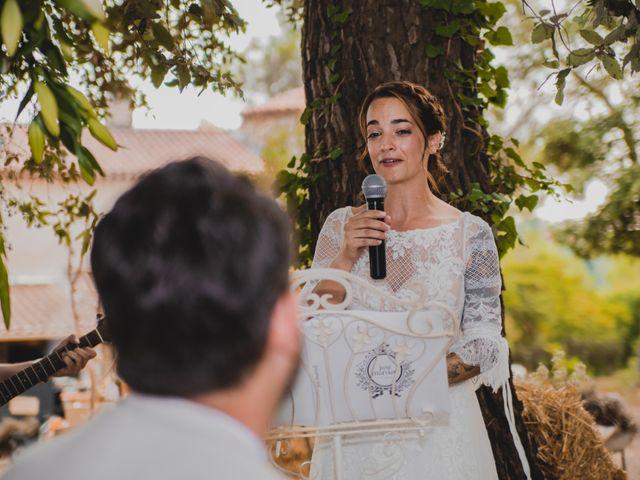 Le mariage de Julien et Anne à Roquefort-les-Pins, Alpes-Maritimes 125