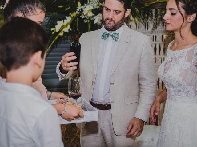 Le mariage de Julien et Anne à Roquefort-les-Pins, Alpes-Maritimes 130
