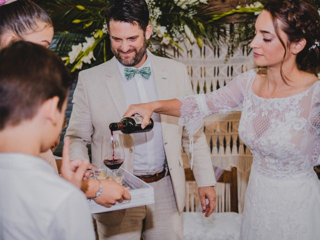 Le mariage de Julien et Anne à Roquefort-les-Pins, Alpes-Maritimes 131