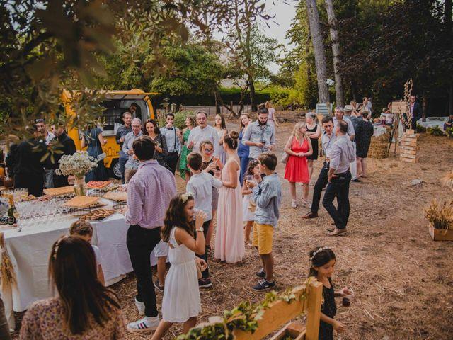 Le mariage de Julien et Anne à Roquefort-les-Pins, Alpes-Maritimes 149