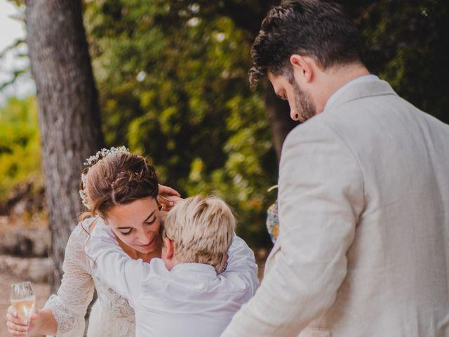 Le mariage de Julien et Anne à Roquefort-les-Pins, Alpes-Maritimes 150