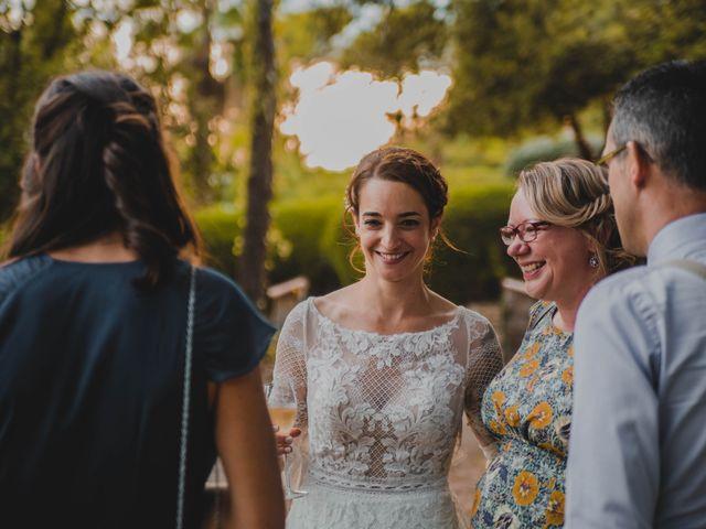 Le mariage de Julien et Anne à Roquefort-les-Pins, Alpes-Maritimes 151