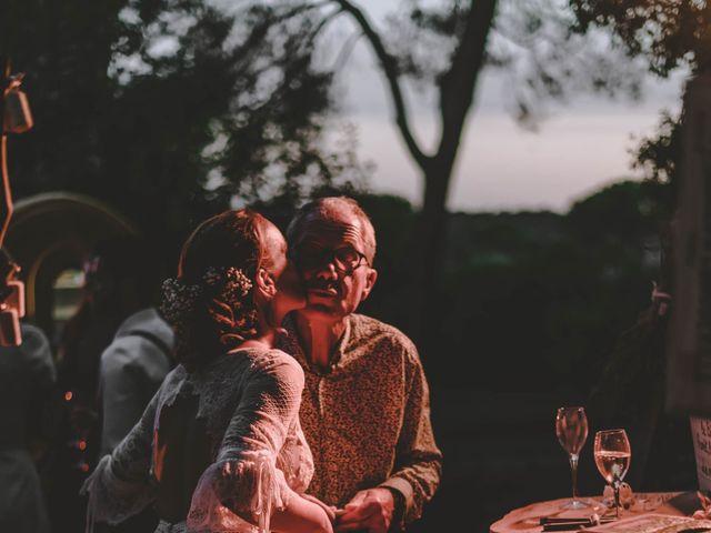 Le mariage de Julien et Anne à Roquefort-les-Pins, Alpes-Maritimes 192