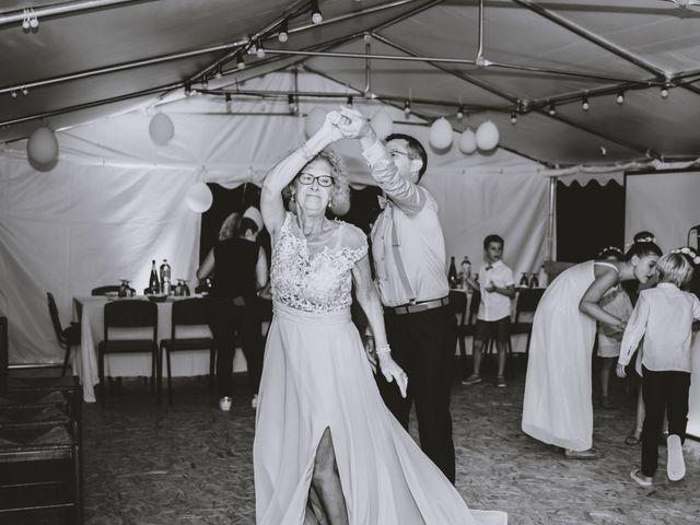 Le mariage de Julien et Anne à Roquefort-les-Pins, Alpes-Maritimes 198