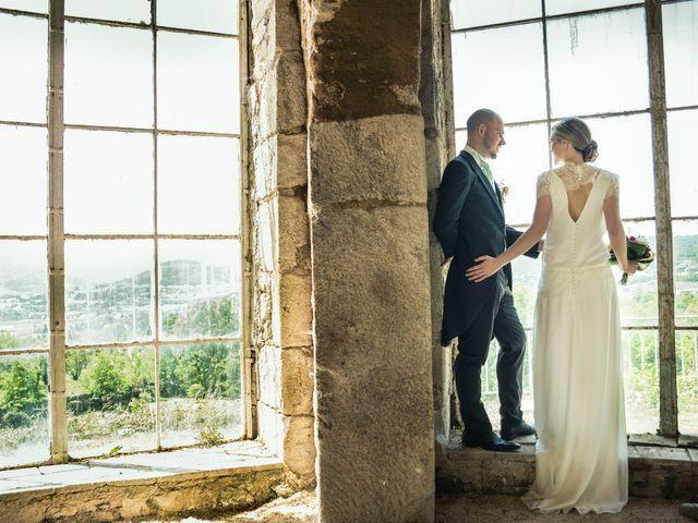 Le mariage de Augustin et Lucie à Peaugres, Ardèche 3