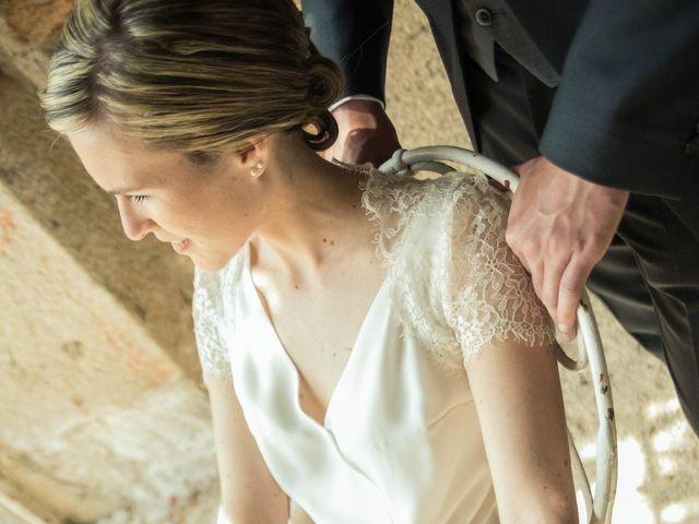 Le mariage de Augustin et Lucie à Peaugres, Ardèche 4