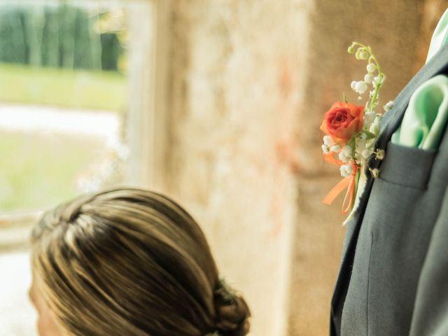 Le mariage de Augustin et Lucie à Peaugres, Ardèche 5