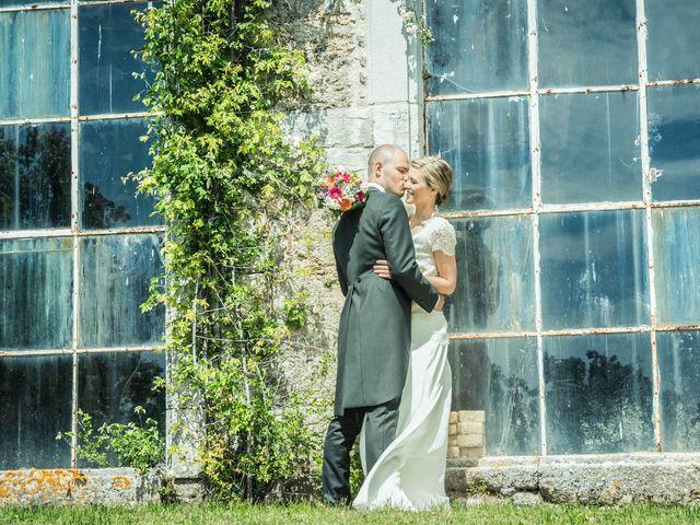 Le mariage de Augustin et Lucie à Peaugres, Ardèche 6