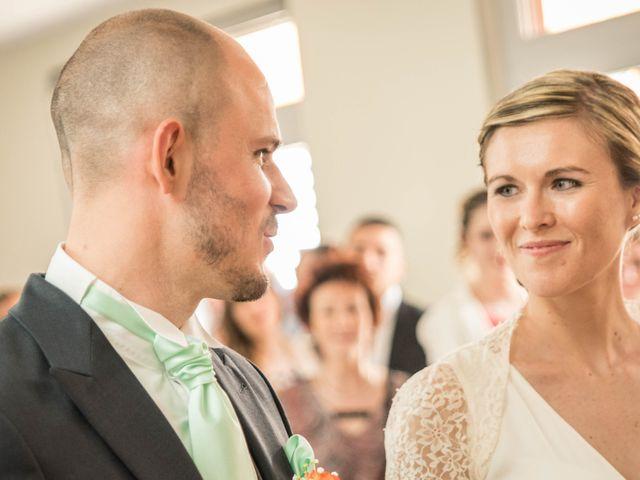 Le mariage de Augustin et Lucie à Peaugres, Ardèche 13