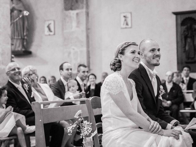 Le mariage de Augustin et Lucie à Peaugres, Ardèche 18