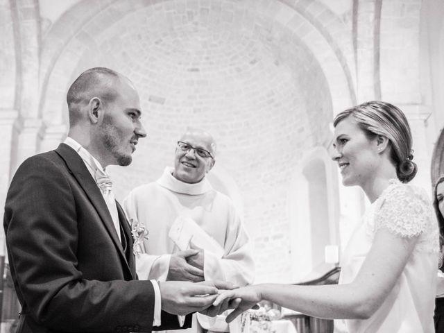 Le mariage de Augustin et Lucie à Peaugres, Ardèche 20