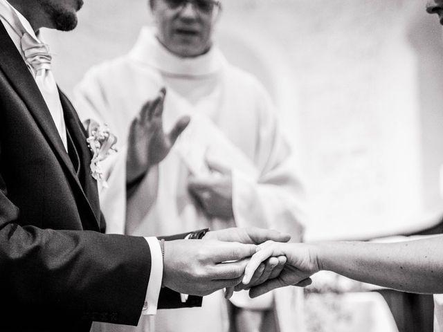 Le mariage de Augustin et Lucie à Peaugres, Ardèche 21