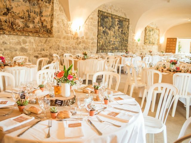 Le mariage de Augustin et Lucie à Peaugres, Ardèche 24