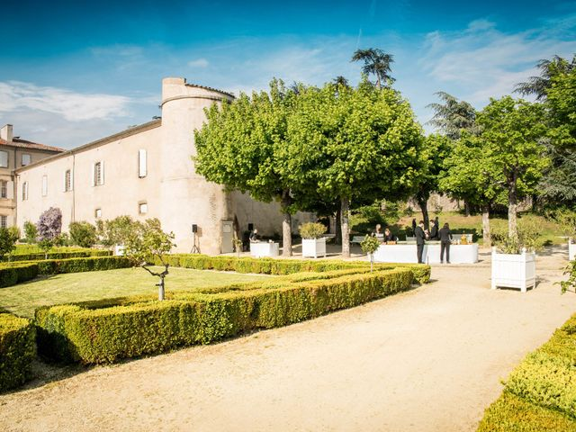 Le mariage de Augustin et Lucie à Peaugres, Ardèche 28