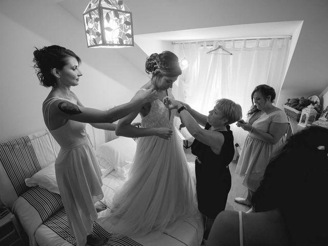 Le mariage de Jérémy et Laetitia à Les Marches, Savoie 5