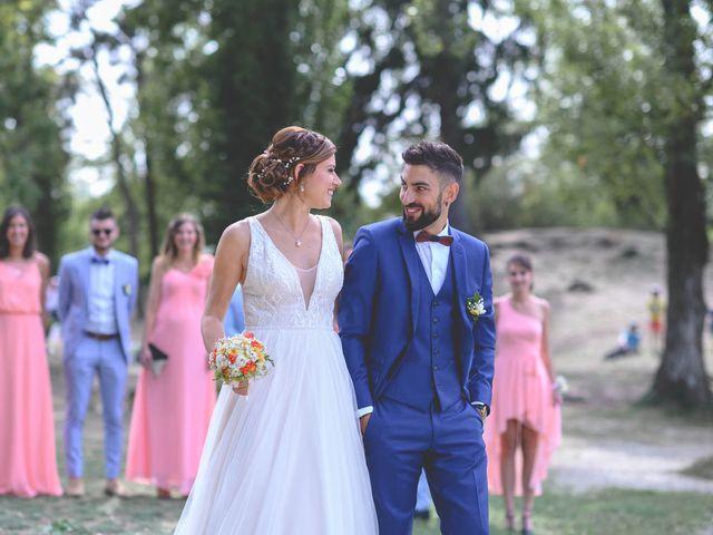 Le mariage de Jérémy et Laetitia à Les Marches, Savoie 13