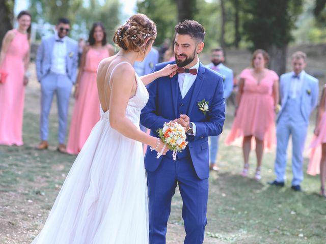 Le mariage de Jérémy et Laetitia à Les Marches, Savoie 14