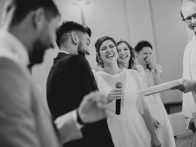 Le mariage de Jérémy et Laetitia à Les Marches, Savoie 23