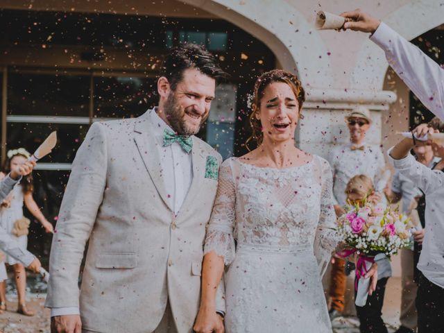 Le mariage de Julien et Anne à Roquefort-les-Pins, Alpes-Maritimes 34