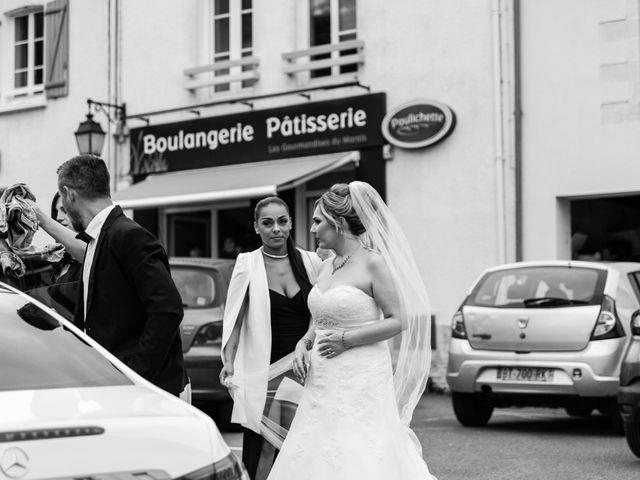 Le mariage de Alexis et Sabrina  à Rouans, Loire Atlantique 3