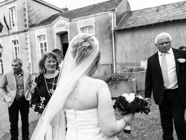 Le mariage de Alexis et Sabrina  à Rouans, Loire Atlantique 6